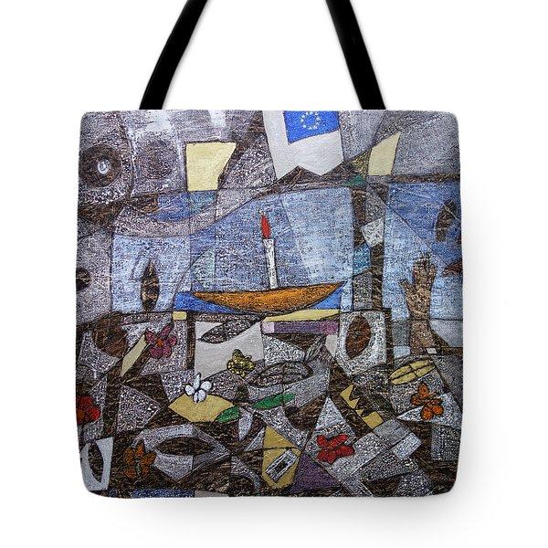 Remembering Dreamers Tote Bag