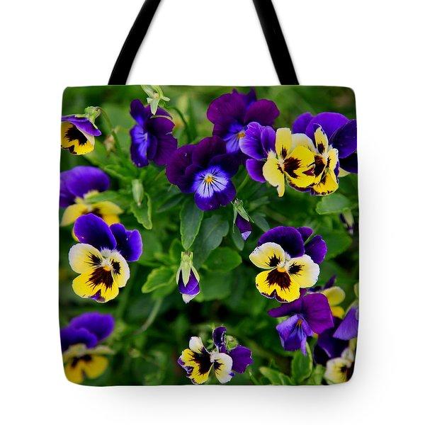 Remembering Grandma Tote Bag by Karen Wiles