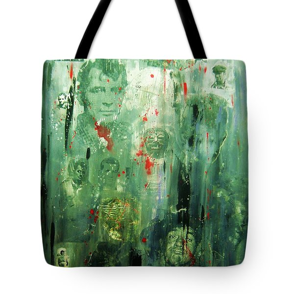 Remembering Kerouac Tote Bag
