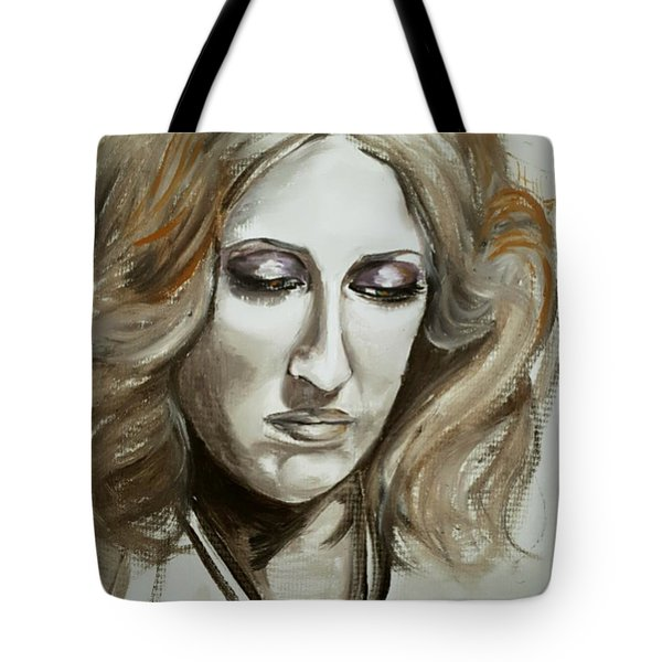 Remembering San Francisco Tote Bag