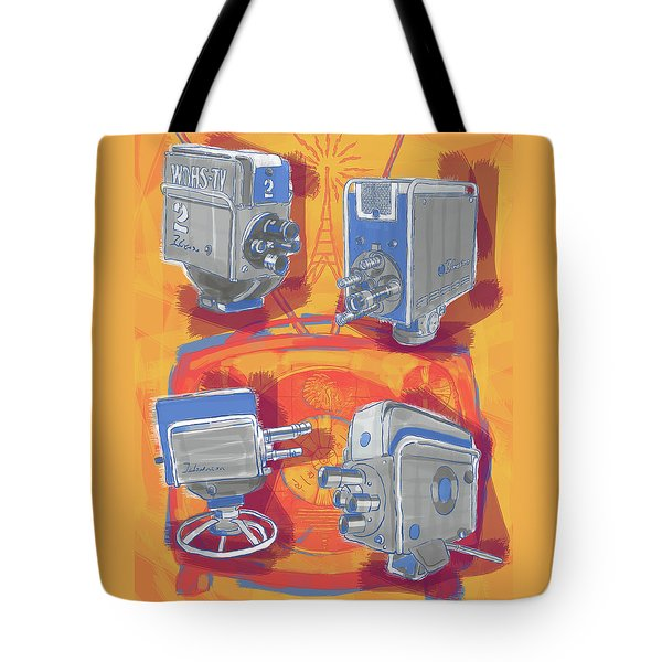 Remembering Television Tote Bag