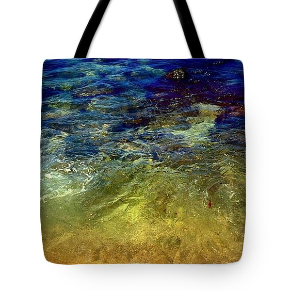 Remembering Vincent Tote Bag