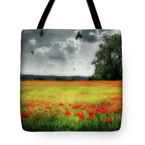 Remember #rememberanceday #remember Tote Bag by John Edwards
