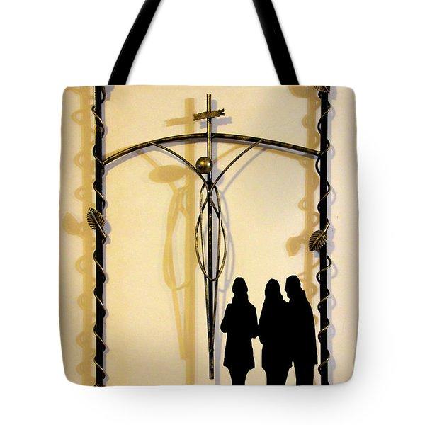 Remembrance Tote Bag by Al Bourassa