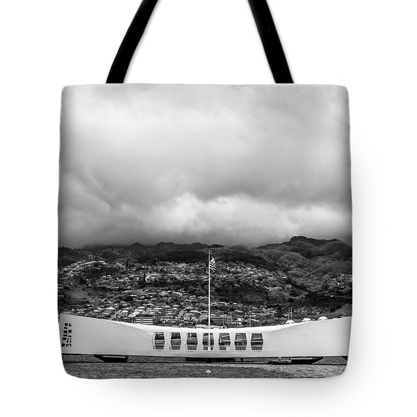 Tote Bag featuring the photograph Remembrance by Colleen Coccia