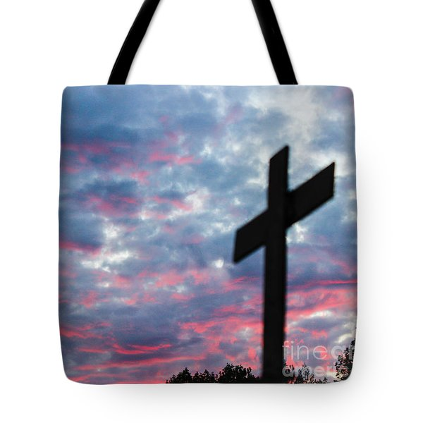Reminded Tote Bag