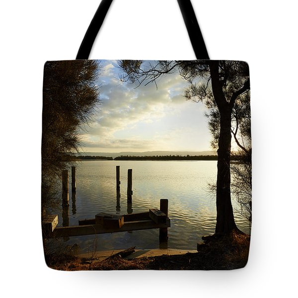 Reminders Of The Past Tote Bag