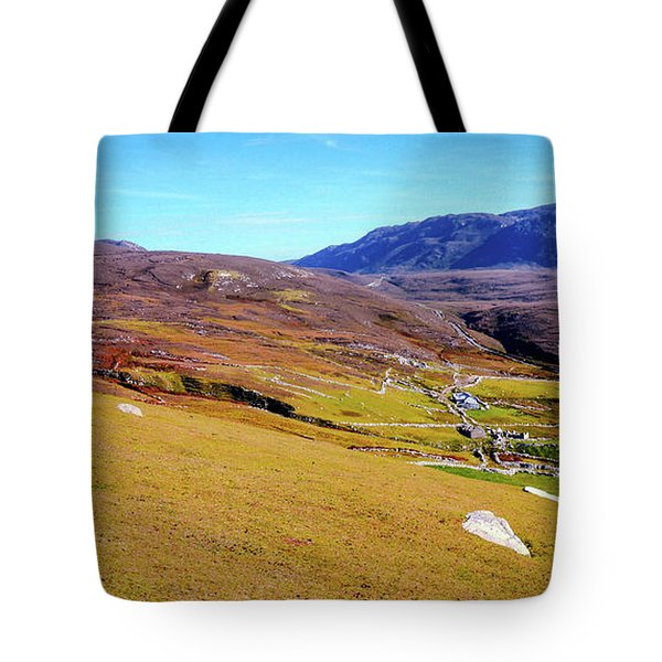Remote Port - Donegal Ireland Tote Bag