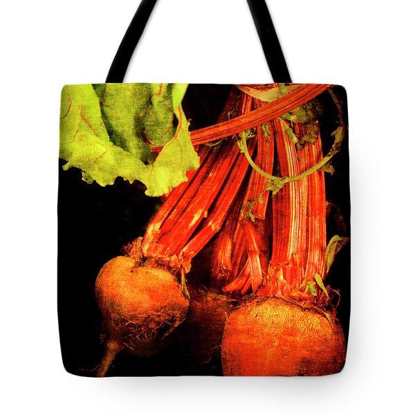 Renaissance Beetroot Tote Bag