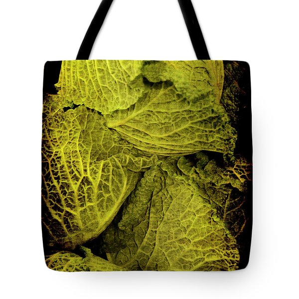 Renaissance Chinese Cabbage Tote Bag