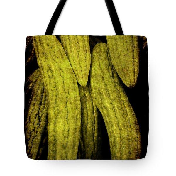 Renaissance Chinese Cucumber Tote Bag