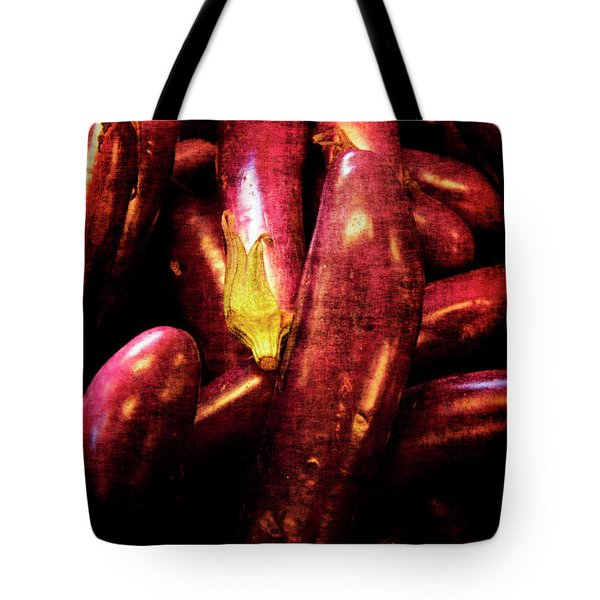 Renaissance Chinese Eggplant Tote Bag