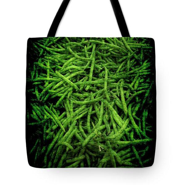 Renaissance Green Beans Tote Bag