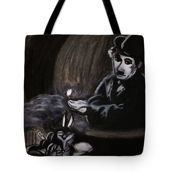 Renaissance Men Tote Bag