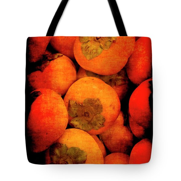 Renaissance Persimmons Tote Bag