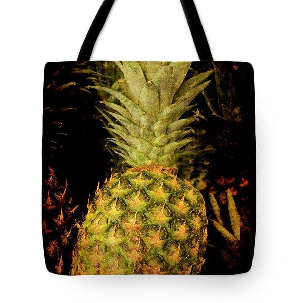 Renaissance Pineapple Tote Bag