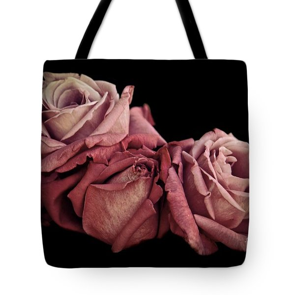 Tote Bag featuring the photograph Renaissance Roses by Patricia Strand