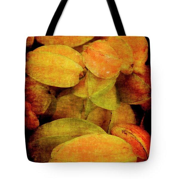 Renaissance Star Fruit Tote Bag