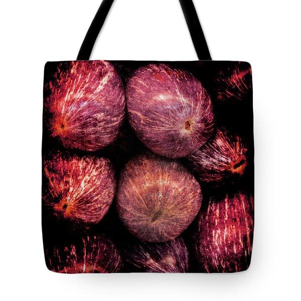 Renaissance Turkish Eggplant Tote Bag