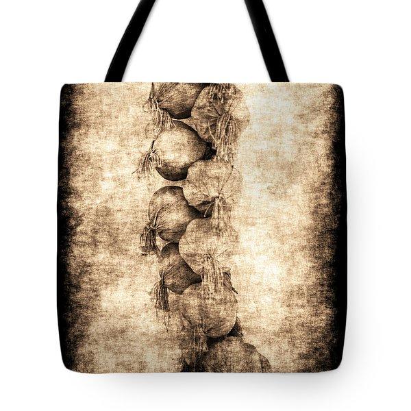 Renasiaance Garlic Tote Bag