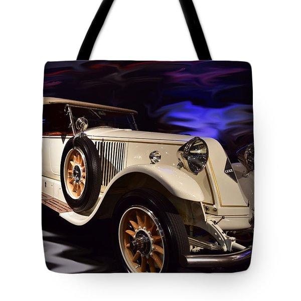 Renault 40cv Tote Bag