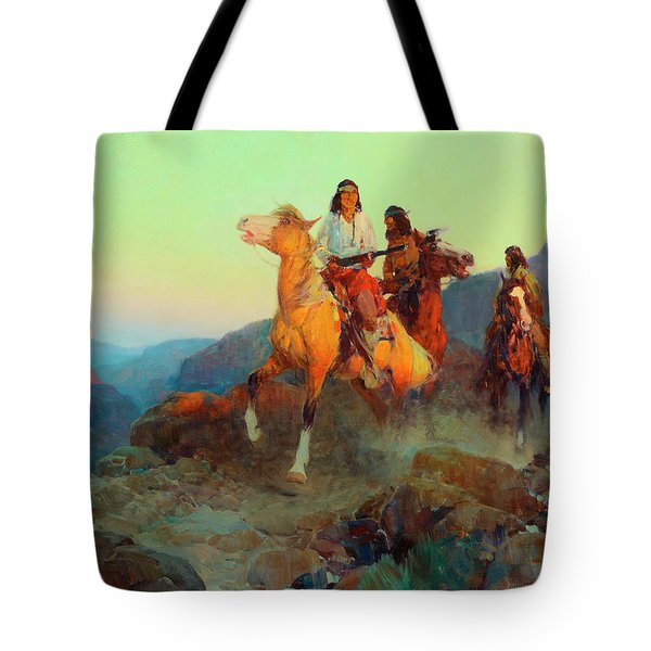 Renegade Apaches Tote Bag