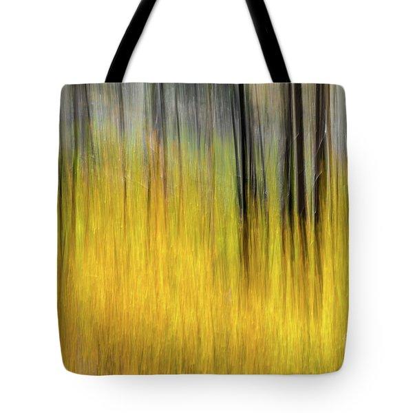 Renewal Abstract Art By Kaylyn Franks Tote Bag