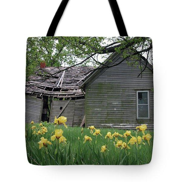 Back Door Renewal Tote Bag