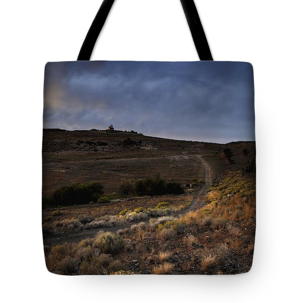 Reno Sunset Tote Bag