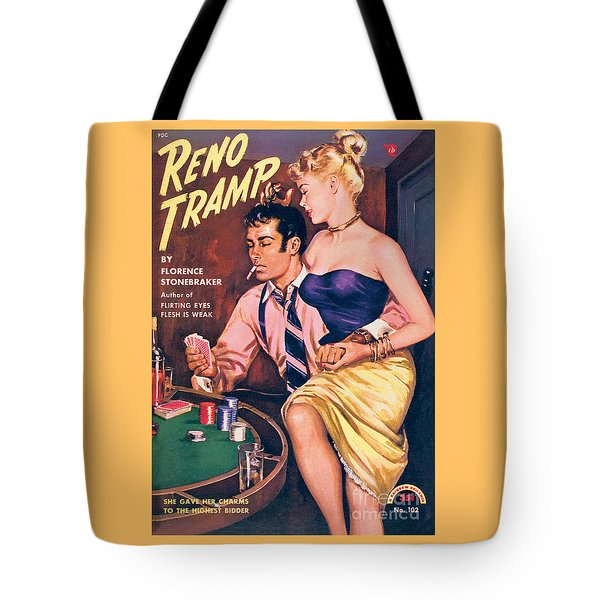 Reno Tramp Tote Bag