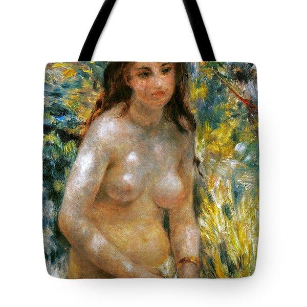 Renoir: Torso, C1876 Tote Bag by Granger