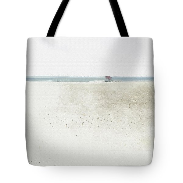 Tote Bag featuring the digital art Renourishment by Gina Harrison