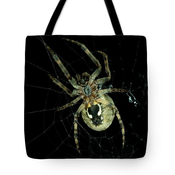 Tote Bag featuring the photograph Repairing by Steven Santamour