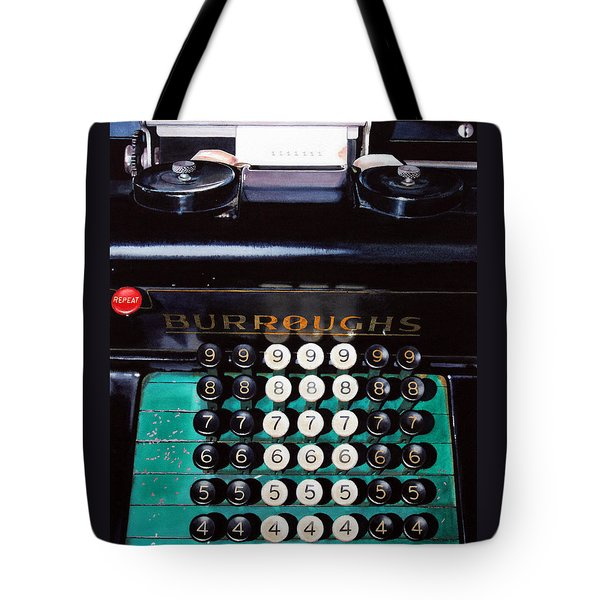 Repeat Tote Bag by Denny Bond