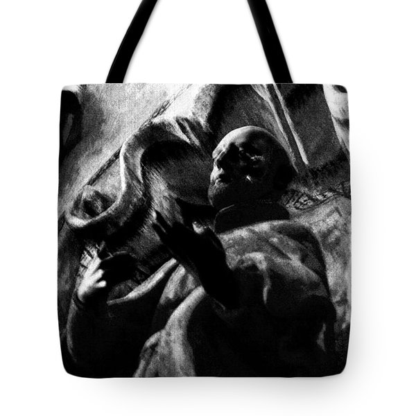 Repent Tote Bag