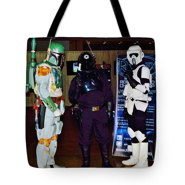 Replay Fx 2015 #6 Tote Bag
