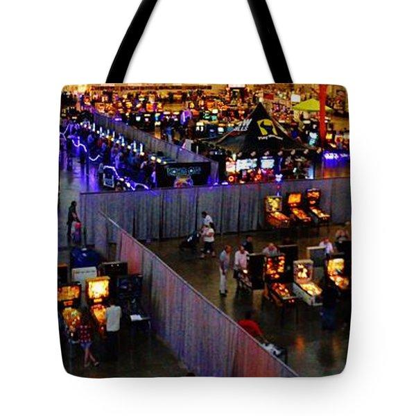Replay Fx #7 Tote Bag