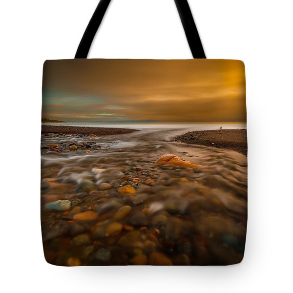 Replenishment Tote Bag by Tim Bryan