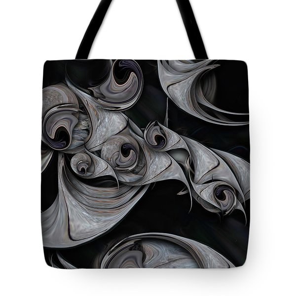 Repressed Reality Tote Bag