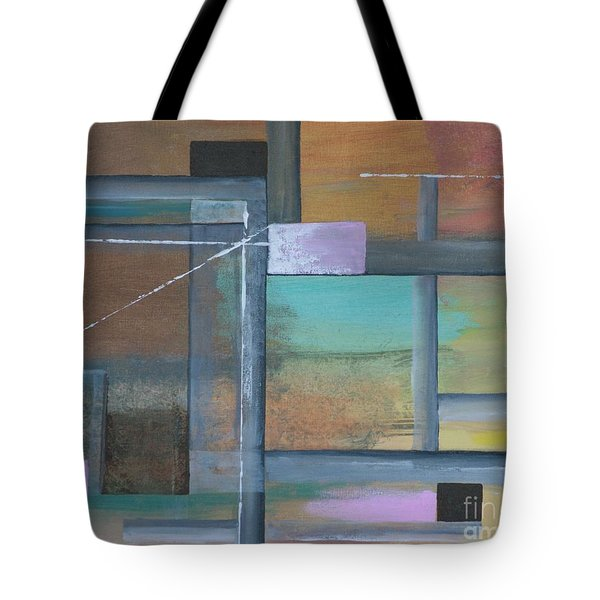 Requiem For The Prairie Tote Bag