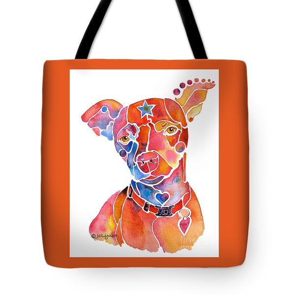 Rescue Dog - Mooch Tote Bag