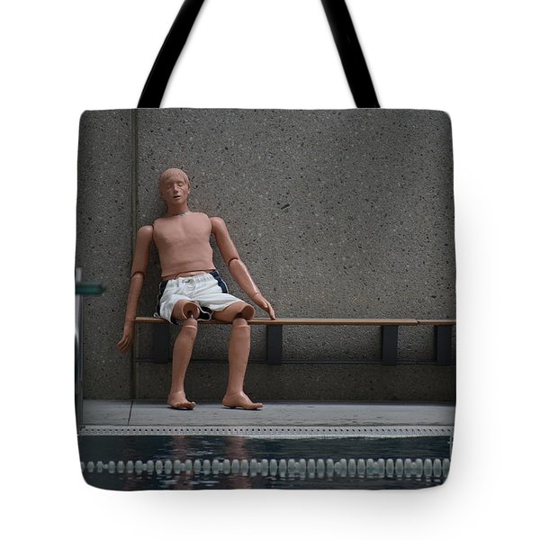 Rescue Dummy Tote Bag