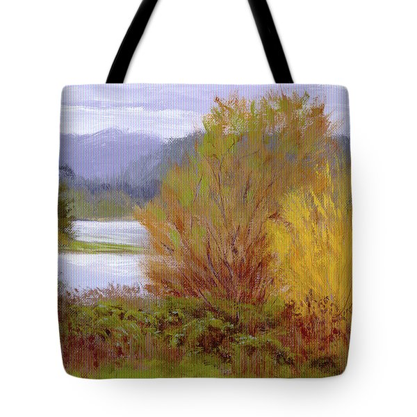 Reservoir Spring Tote Bag