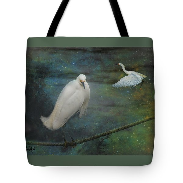 Resonant Tote Bag
