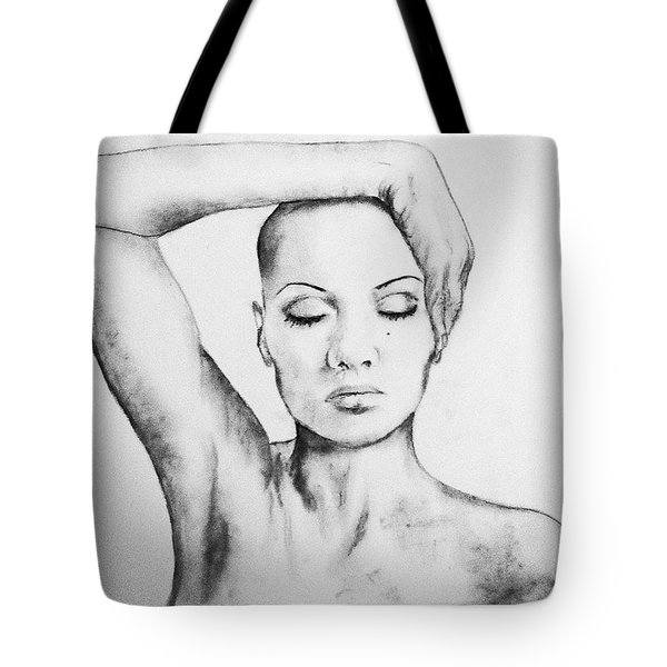 Resonate Tote Bag by Courtney James
