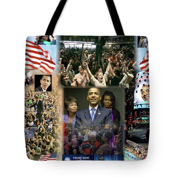 Respectfully Yours..... Mr. President Tote Bag