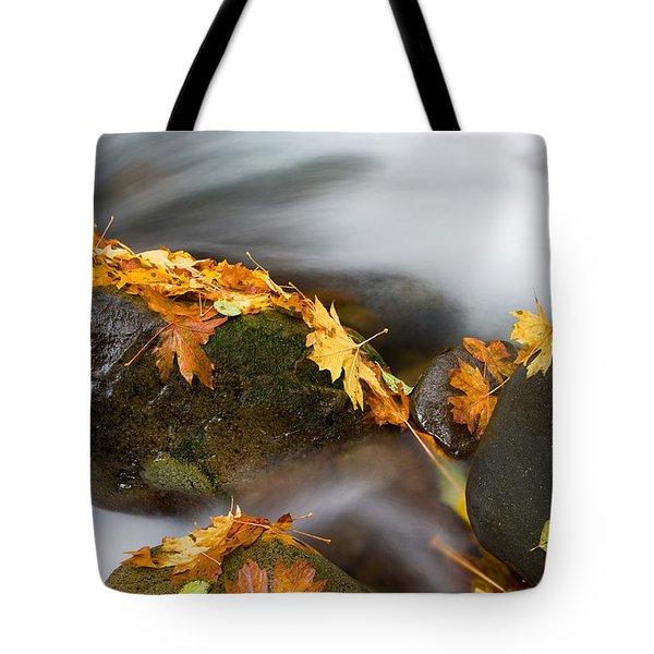 Respite Tote Bag by Mike  Dawson