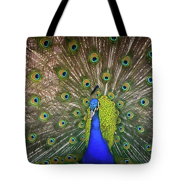 Tote Bag featuring the photograph Resplendant by T A Davies