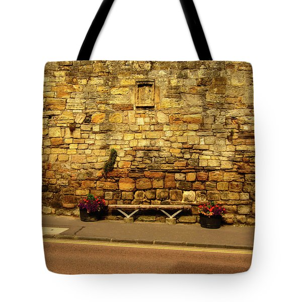Rest And Be Thankful. Tote Bag