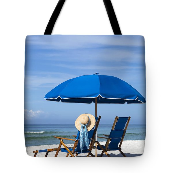Rest And Relaxation Tote Bag by Janet Fikar